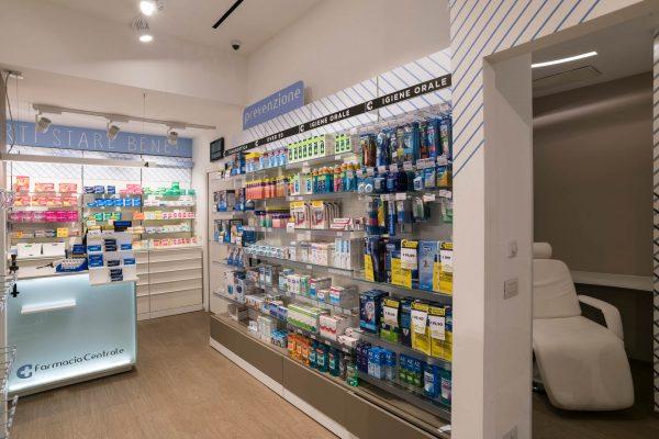 Farmacia Brugherio dottori Molgaro area prevenzione