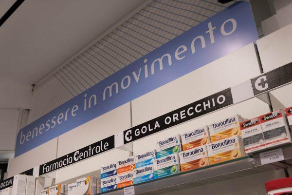 Farmacia Brugherio dottori Molgaro benessere in movimento
