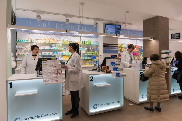 Farmacia Brugherio dottori Molgaro cosmesi