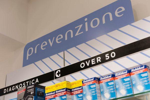 Farmacia Brugherio dottori Molgaro diagnostica over 50