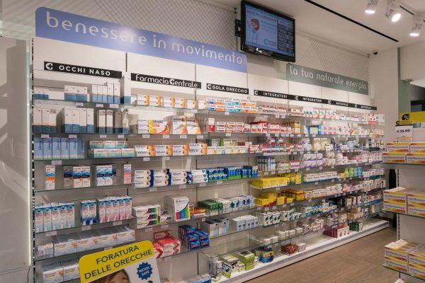 Farmacia Brugherio dottori Molgarobenessere e integratori
