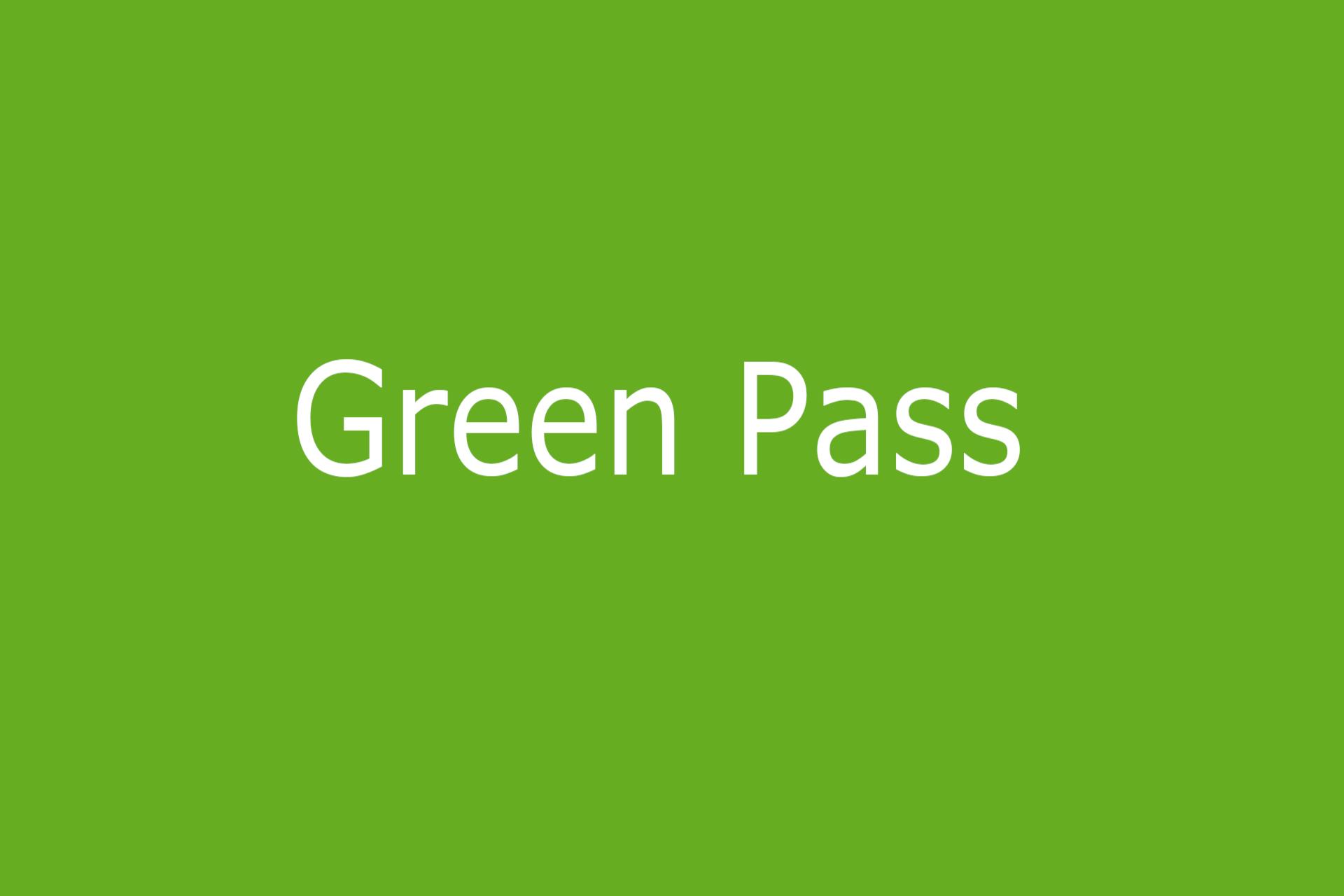 green pass_ certificazione_verde